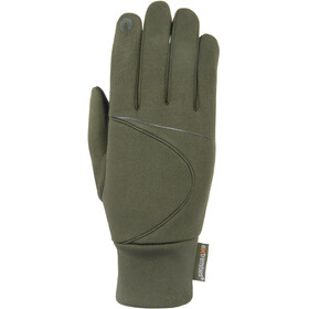 Extremities Sticky Power Liner Gloves Khaki